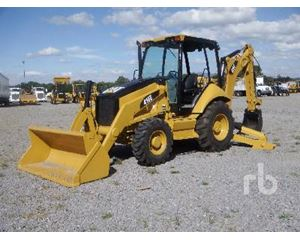 Caterpillar 416EST Backhoe