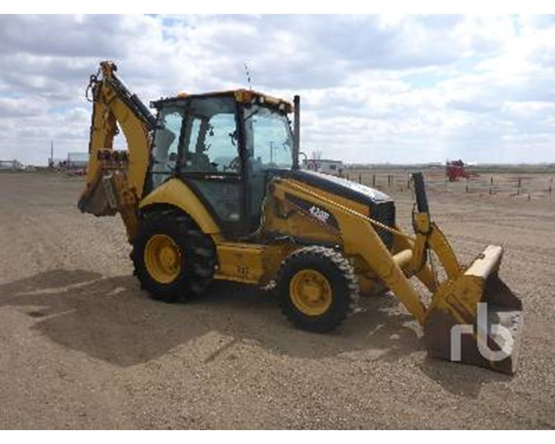 Cat Backhoes For Sale Canada