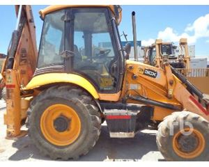 JCB 3CX Backhoe
