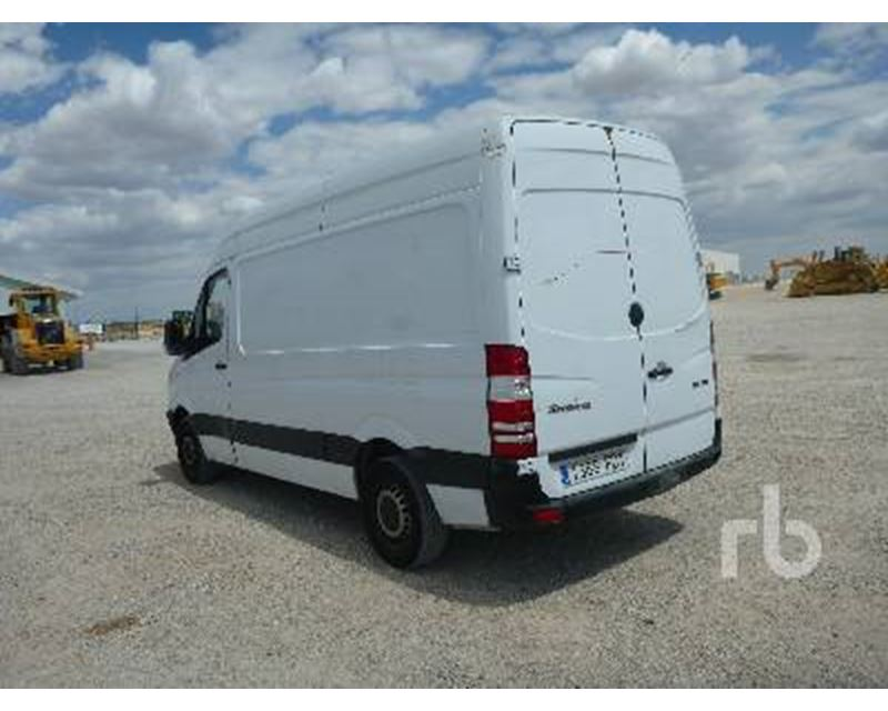 Used benz sprinter van for sale in germany autos post for Used mercedes benz trucks for sale in germany