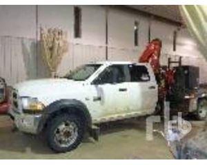 Dodge 5500 Bucket / Boom Truck