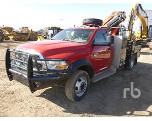 Dodge 5500HD Bucket / Boom Truck