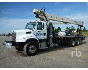 Freightliner M2106V Bucket / Boom Truck