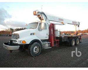 Sterling L8500 Bucket / Boom Truck