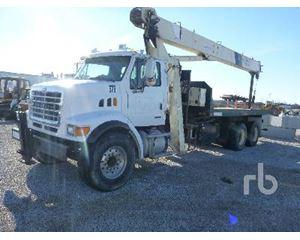 Sterling LT7500 Bucket / Boom Truck