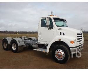 Sterling LT7500 Cab & Chassis Truck