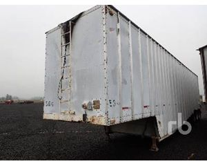 Alloy Trailers 48 Ft Tri/A Drop Frame Chip Trailer