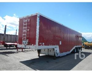 Manac 48 Ft Tri/A Open Top Chip Trailer