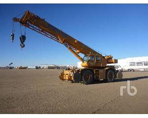 Tadano TR600XXL-4 Crane