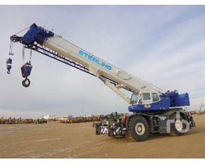 Tadano TR800XXL-4 Crane