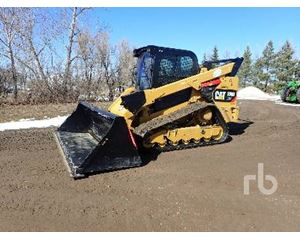 Caterpillar 299DXHP Crawler Dozer