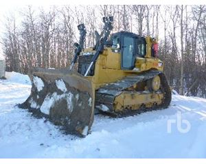 Caterpillar D6T Crawler Dozer