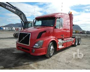 Volvo VNL64T630 Day Cab Truck