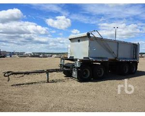 Knight Trailers 20 Ft Quad/A Dump Trailer