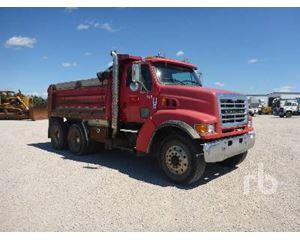 Sterling Dump Truck