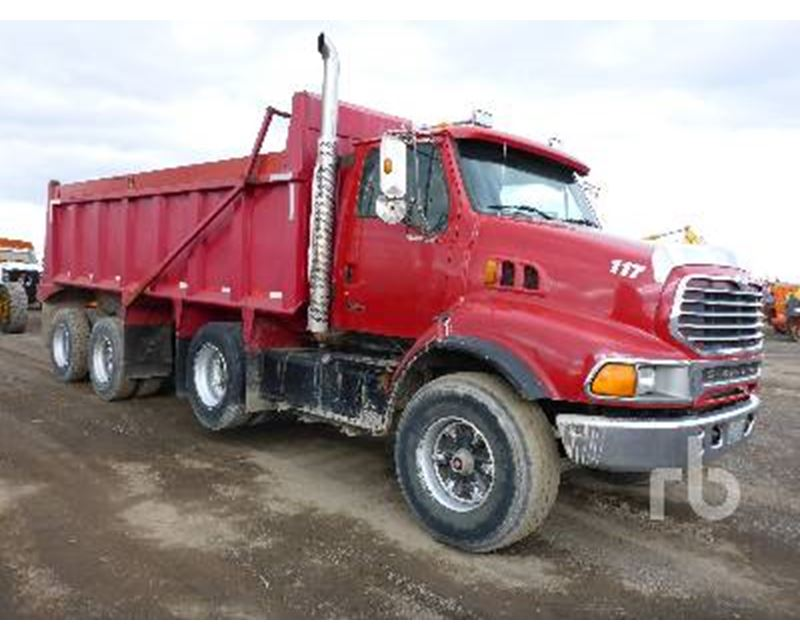 2000 Sterling Dump Truck For Sale - Bolton  On