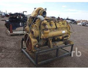 Caterpillar 3412 Engine