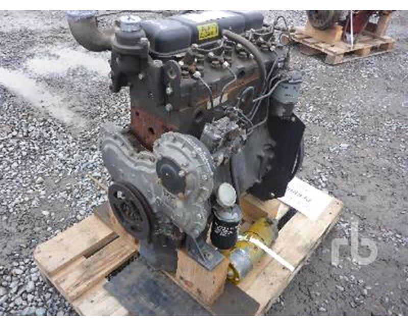 Perkins 4 Cyl Engine For Sale - Zevenbergen ...
