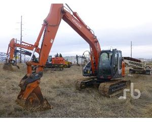 Hitachi ZX135US-3 Excavator