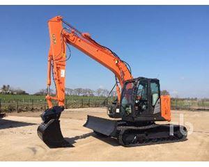 Hitachi ZX135US-5B Excavator