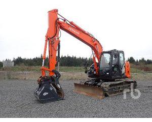Hitachi ZX135US-5N Excavator