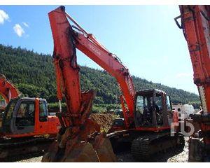 Hitachi ZX160LC Excavator