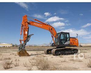 Hitachi ZX160LC-5N Excavator