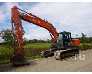 Hitachi ZX210LC-5N Excavator
