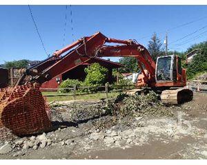 Hitachi ZX225USLC Excavator