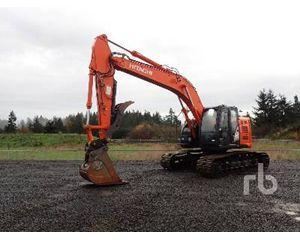 Hitachi ZX245USLC-5 Excavator