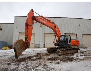 Hitachi ZX350LC-3 Excavator