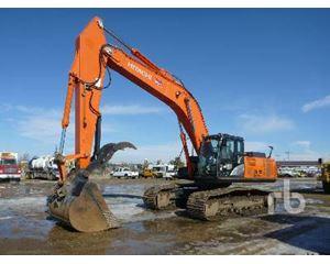 Hitachi ZX350LC-5N Excavator