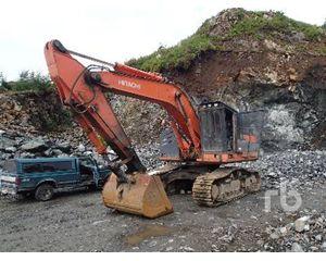 Hitachi ZX350LL Excavator