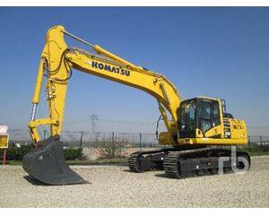 Komatsu PC290NLC-10 Excavator