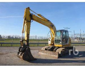 New Holland E135 Excavator