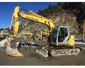 New Holland E135BSR-2 Excavator
