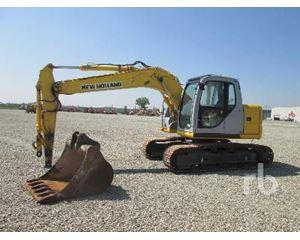 New Holland E145 Excavator