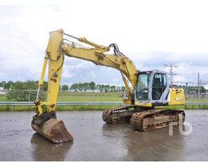 New Holland E175BLC Excavator