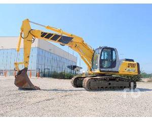 New Holland E245 Excavator