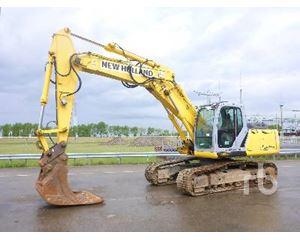 New Holland E245B Excavator