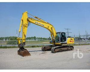 New Holland E265 Excavator