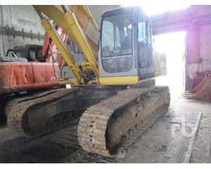 New Holland E385 Excavator