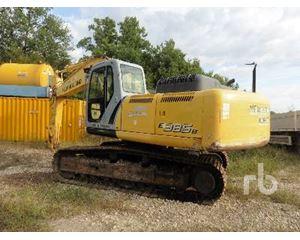 New Holland E385B Excavator