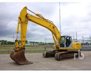 New Holland E385LC Excavator