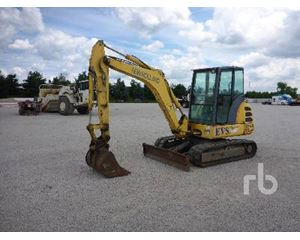 New Holland EC35 Excavator