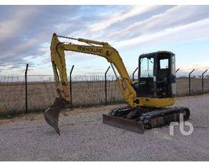 New Holland EH45 Excavator