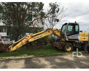 New Holland MH4.6 Excavator