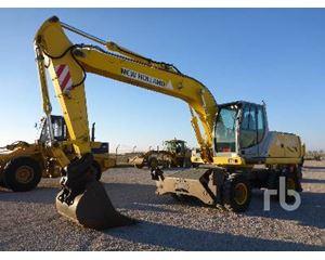 New Holland MH6.6 Excavator