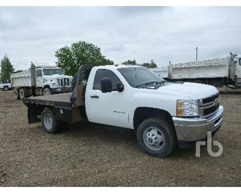 2011 chevrolet 3500hd flatbed truck for sale billings mt. Black Bedroom Furniture Sets. Home Design Ideas