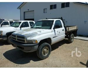 Dodge 2500 Flatbed Truck